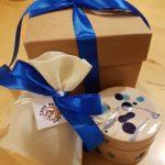 bomboniere solidali confezione blu 1