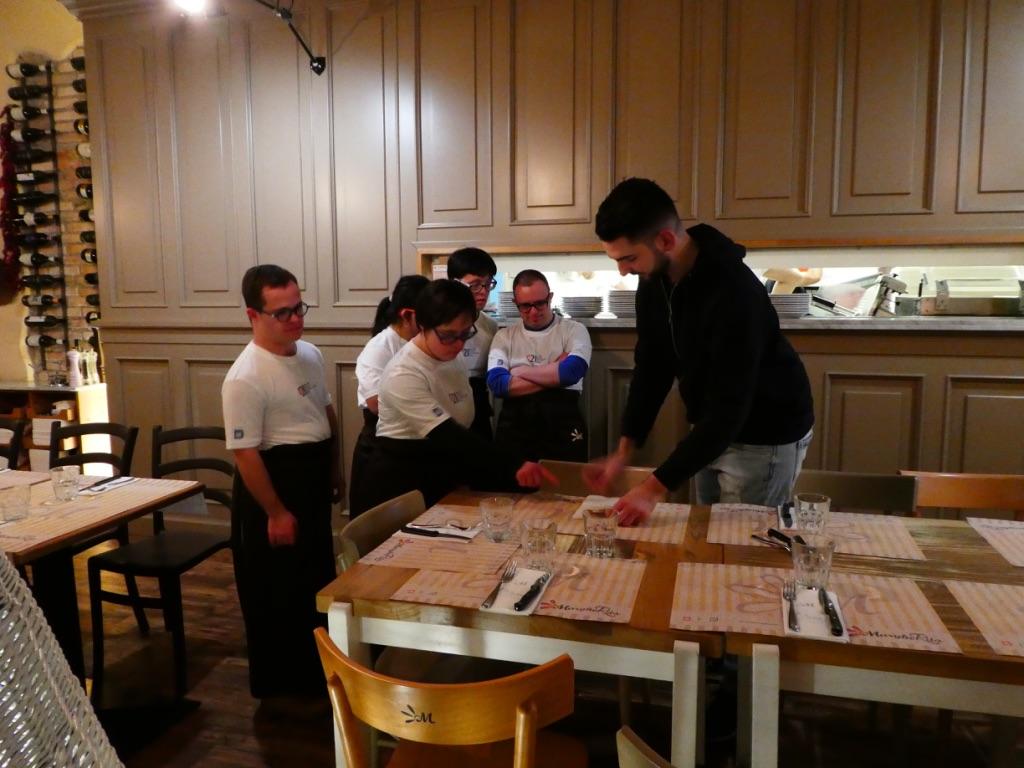 cena solidale ristorante margherita monterotondo